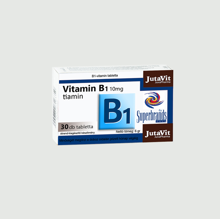 JutaVit B1 Vitamin 10mg