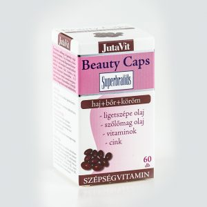 JutaVit Beauty Caps 60db