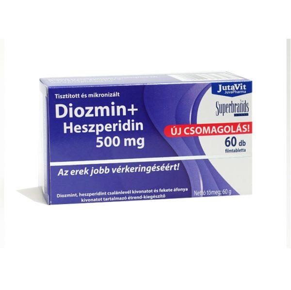JutaVit Diozmin + Heszperidin 500mg 60db
