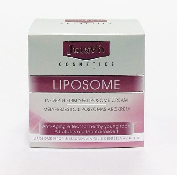 JutaVit Cosmetics - Liposzómás Nappali arckrém