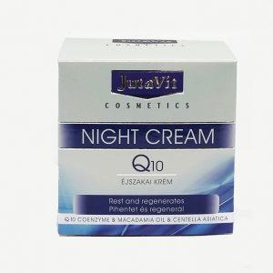 JutaVit Cosmetics - Q10 Éjszakai arckrém