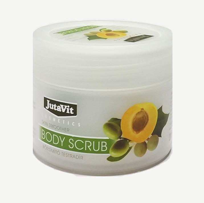 JutaVit Cosmetics - Bőrsimító testradír